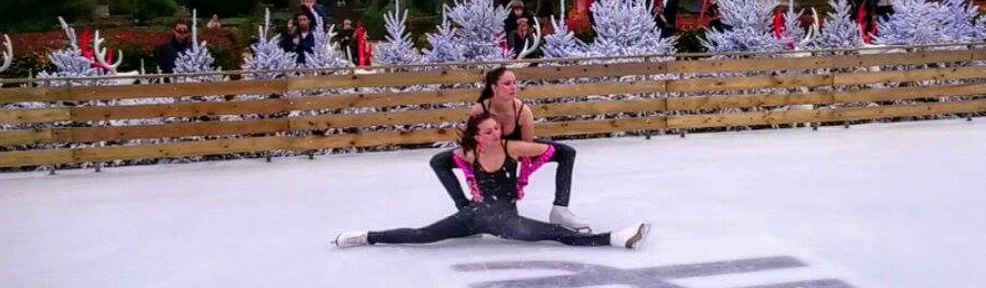 Bienvenue sur le site des Sisters Ice ! Photo Show Holidays On Ice